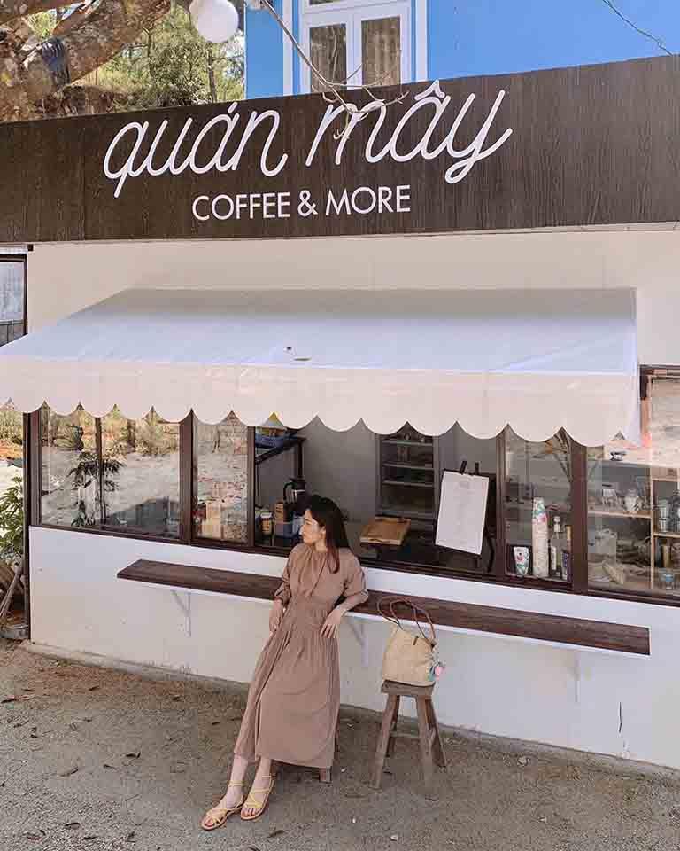 Quán cà phê nào ở Đà Lạt mang phong cách Hàn Quốc?