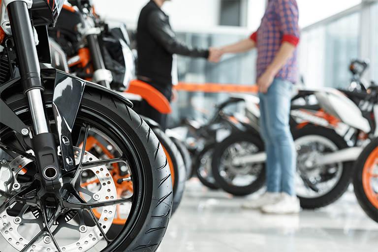 Địa chỉ cho thuê xe máy tại quận Hai Bà Trưng