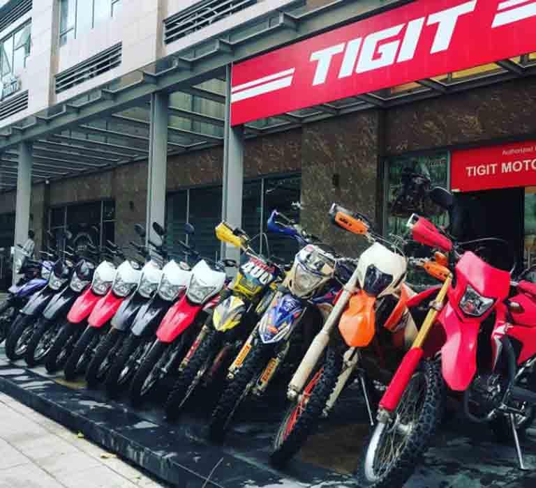 Các địa chỉ cho thuê xe máy giá rẻ tại sân bay Đà Nẵng