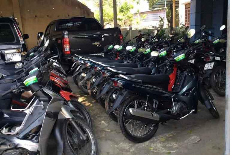 Cho thuê xe máy Anh Tuấn là địa chỉ cho thuê xe lâu đời với số lượng xe vô cùng lớn