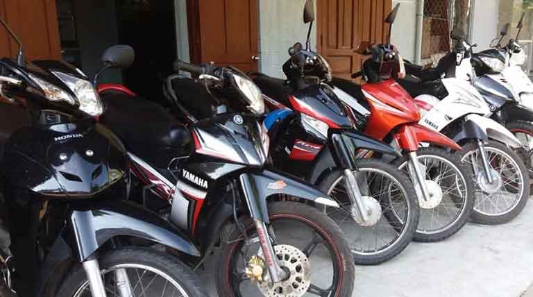 Địa chỉ cho thuê xe máy tại Đồng Văn uy tín