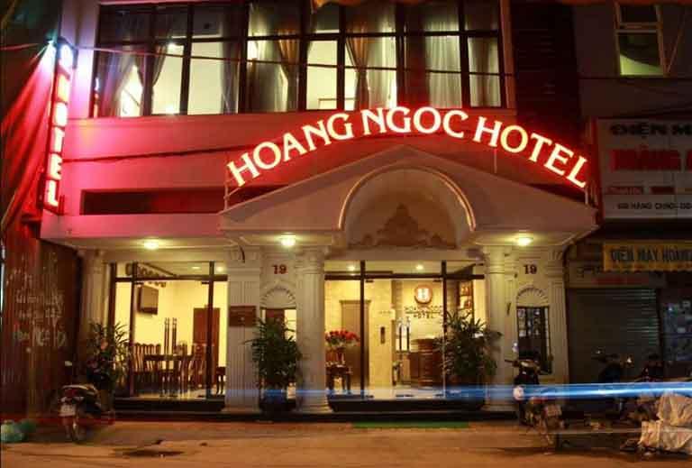 Thuê xe máy tại khách sạn Hoàng Ngọc là lựa chọn của nhiều khách du lịch