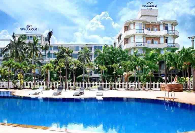 Nên thuê khách sạn nào gần bãi sau Vũng Tàu?