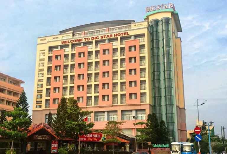 DIC Star Hotel là một trong những khách sạn 4 sao gần bãi sau Vũng Tàu nên lựa chọn